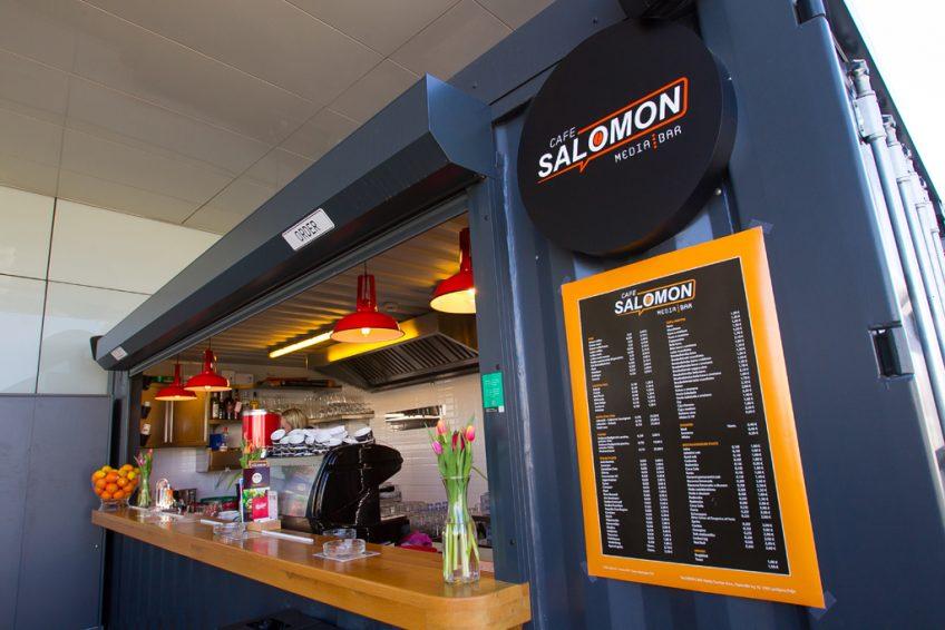 66821dee4cc0 Salomon Cafe šmartinska cesta 152. Share ...